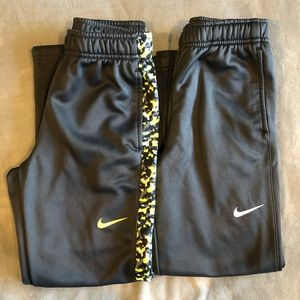 Two Pairs Nike Warm Up Pants